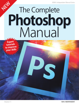 Photoshop Complete Manual Photoshop 2019