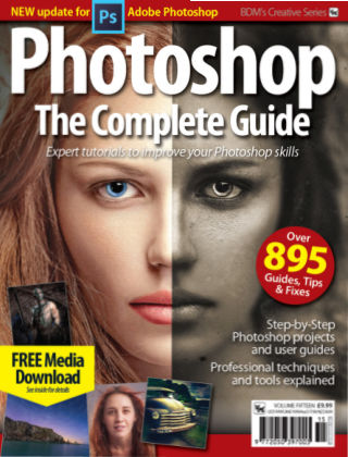 Photoshop Complete Manual Vol.15