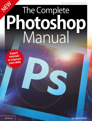 Photoshop Complete Manual 3rd Edition