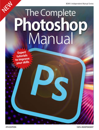 Photoshop Complete Manual 4th Edition