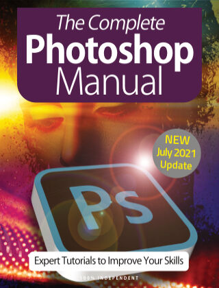 Photoshop Complete Manual July 2021