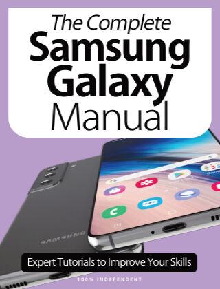 Samsung Galaxy Complete Manual April 2021