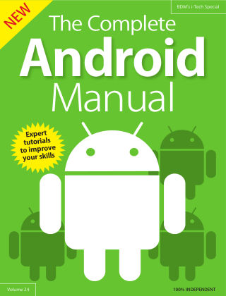 The Complete Android Manual  Android 2018