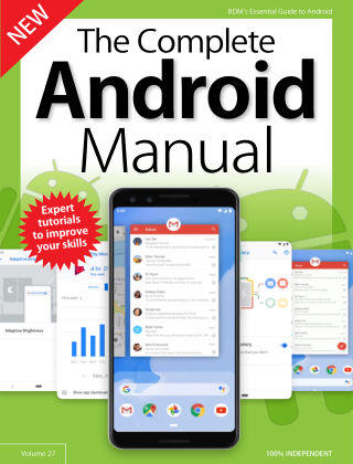 Android Complete Manual  Android 2019