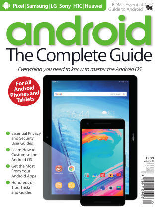 Android Complete Manual  Vol.27