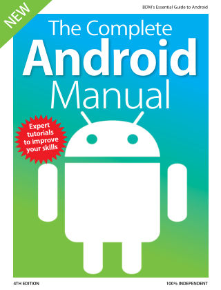 Android Complete Manual  4th Edition