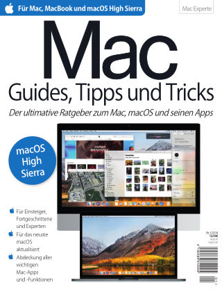 Mac Guides, Tipps und Tricks Mac 2018