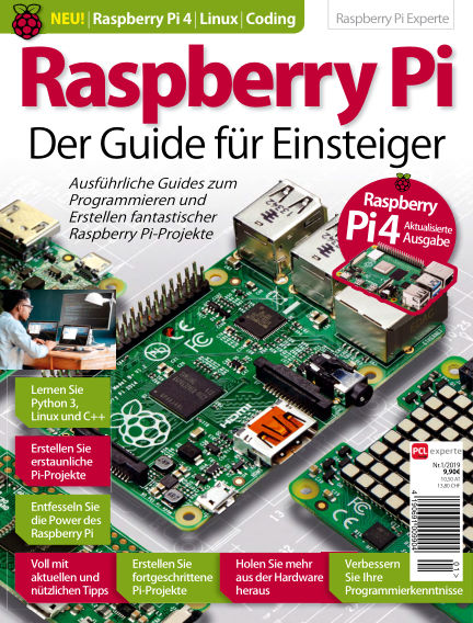 Raspberry Pi Guides, Tipps und Tricks November 15, 2019 00:00