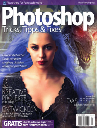 Photoshop Guides, Tipps und Tricks Photoshop 2018