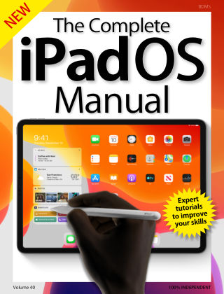 The Complete New iPad Manual Readly Exclusive iPadOS