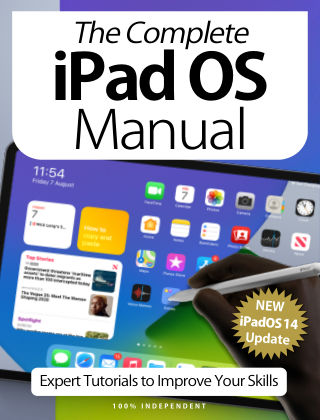 The Complete New iPad Manual Readly Exclusive October 2020