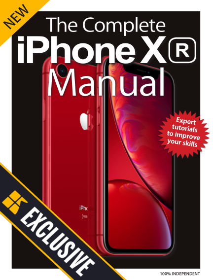 The Complete iPhone XR Manual  – Readly Exclusive