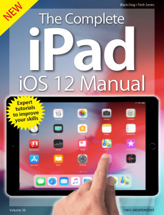 The Complete iOS 12 on iPad Manual NEW iOS 12 iPad
