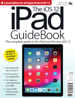 iOS 12 on iPad Complete Manual Vol.36
