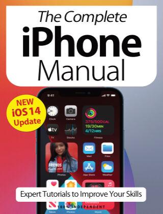 iPhone - Complete Manual April 2021