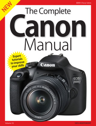 Canon Camera Complete Manual Canon Camera 2019