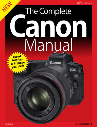 Canon Camera Complete Manual 3rd edition