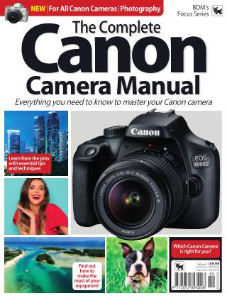 Canon Camera Complete Manual V10