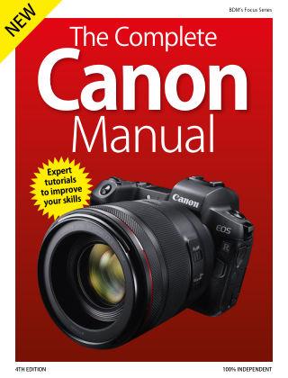 Canon Camera Complete Manual 4th Edition