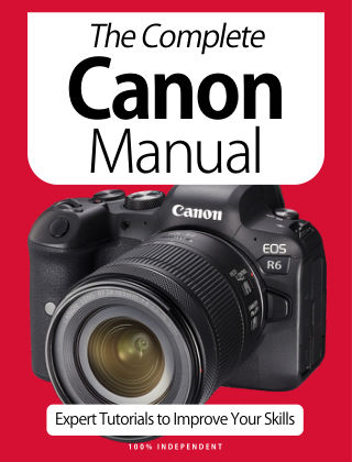 Canon Camera Complete Manual October 2020