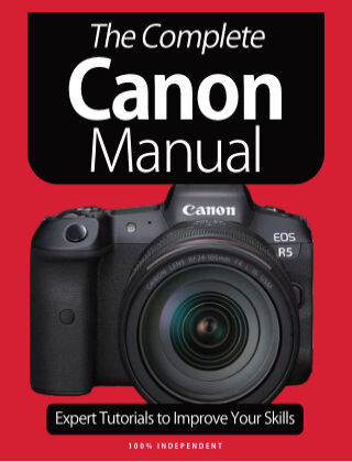 Canon Camera Complete Manual January 2021