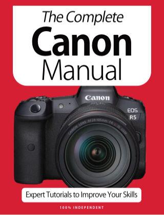 Canon Camera Complete Manual April 2021