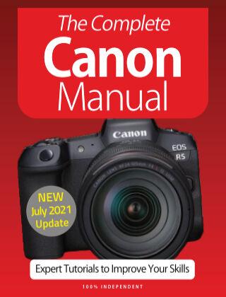 Canon Camera Complete Manual July 2021