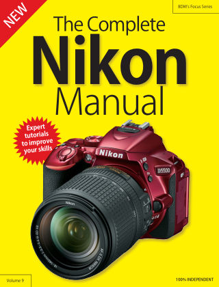 The Complete Nikon Camera Manual Nikon Camera 2018