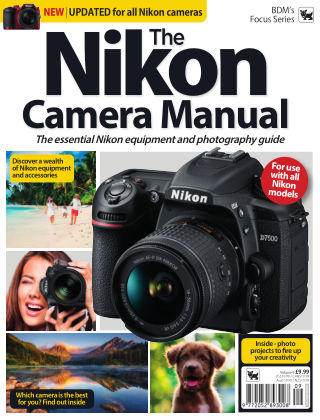 Nikon Camera Complete Manual Vol.9