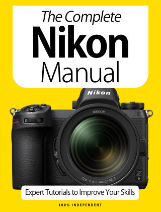 Nikon Camera Complete Manual October 2020