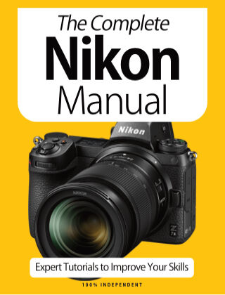 Nikon Camera Complete Manual april 2021