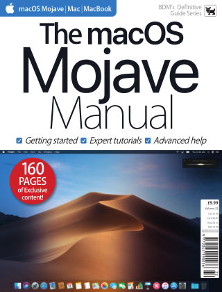 macOS Mojave Complete Manual Vol.32