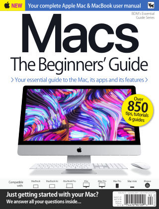 macOS Mojave Complete Manual Vol.31