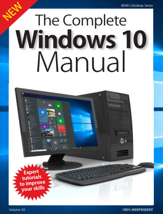 The Complete Windows 10 Manual Windows10 2018