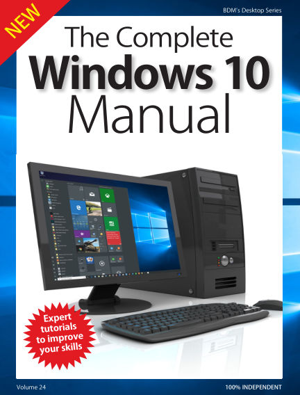 Windows 10 Complete Manual October 13, 2018 00:00