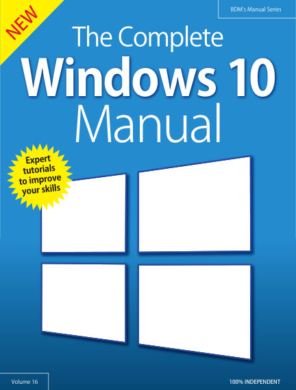 Windows 10 Complete Manual March 15, 2019 00:00