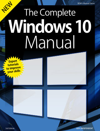 Windows 10 Complete Manual 3rd edition