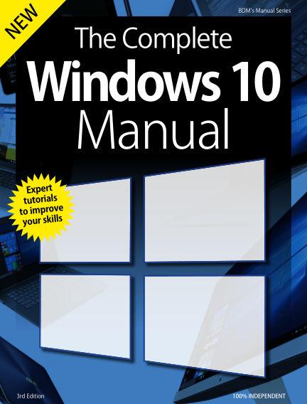 Windows 10 Complete Manual September 23, 2019 00:00