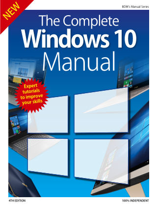 Windows 10 Complete Manual 4th Edition