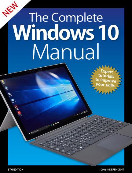 Windows 10 Complete Manual April 07, 2020 00:00