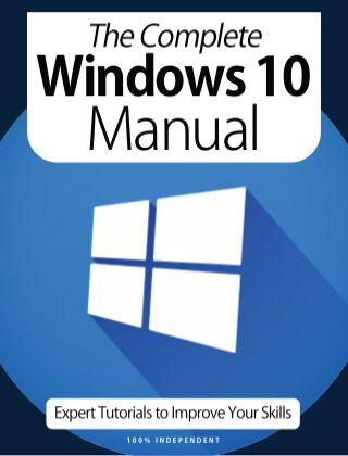 Windows 10 Complete Manual April 2021