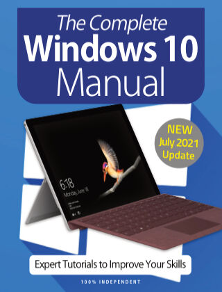 Windows 10 Complete Manual July 2021