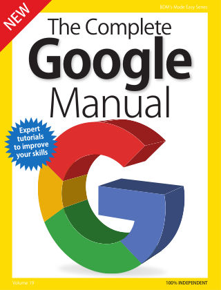 The Complete Google Manual Google 2018