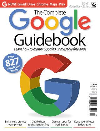 Google Complete Manual Vol.19