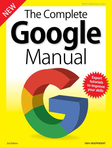Google Complete Manual September 06, 2019 00:00