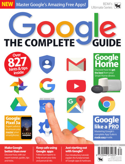 Google Complete Manual October 22, 2019 00:00