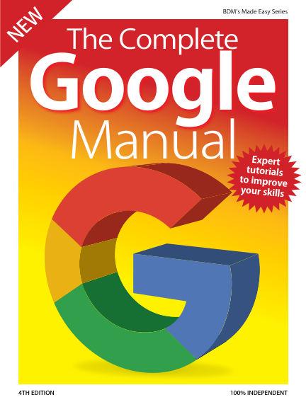 Google Complete Manual