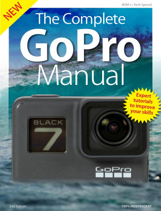 GoPro Complete Manual GoPro 2019