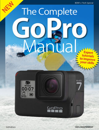 GoPro Complete Manual 3rd Edition