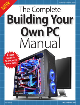 Building Your Own PC Complete Manual  Build Your Own 2018